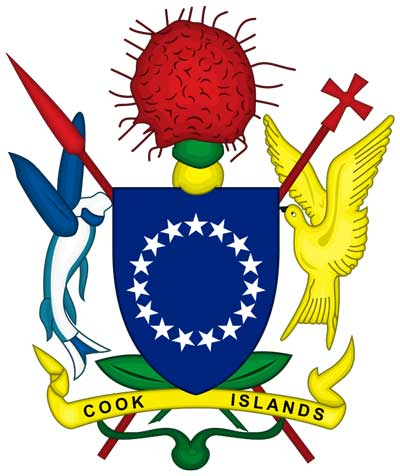 Extracts from commercial register of Cook Islands
