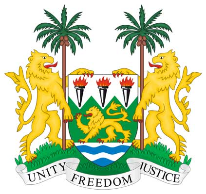 Legalization in Sierra Leone