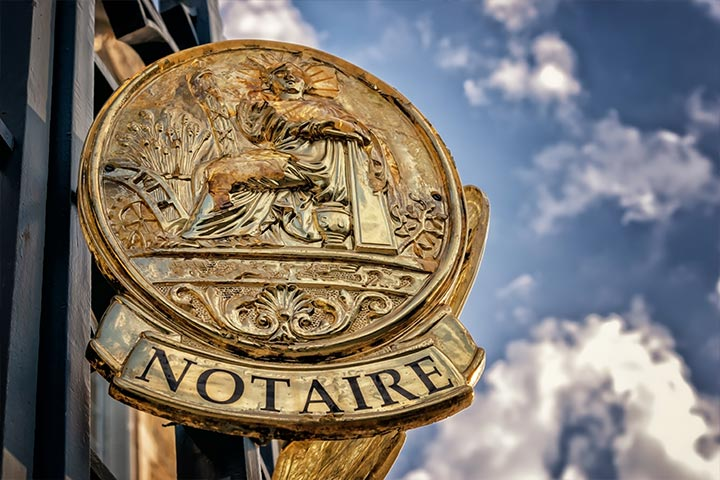 Notarial translations