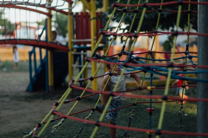 Technical Regulation TR EAEU 042/2017 On safety of children's playgrounds